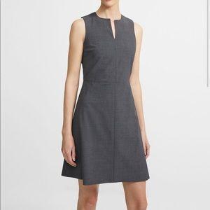 Theory Split Front Dress